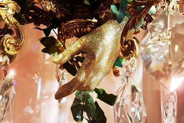 Υπάρχει μια Χριστουγεννιάτικη βιτρίνα στην Πάτρα που θα σας κάνει να ερωτευτείτε! (φωτο)