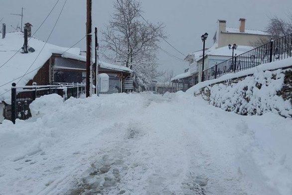 Δάφνες Αιγίου - Σε ατύχημα αποδίδεται ο θάνατος της 80χρονης που θάφτηκε στο χιόνι!
