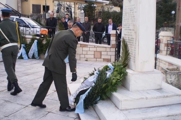 Σελλά Αχαΐας - Μνημόσυνο στην μνήμη των πεσόντων του ολοκαυτώματος του 1944!