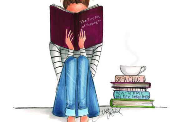 Το κορίτσι της βιβλιοθήκης
