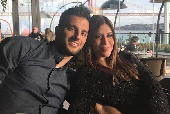 Ο Πατρινός ποδοσφαιριστής, Ανδρέας Σάμαρης, έγινε για πρώτη φορά μπαμπάς