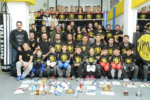 Στην Άμυνα Πατρών ετοιμάζονται και φέτος για το τουρνουά «Boxing Cup 2018»!