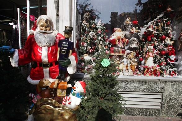 Οριακά αυξητική η εμπορική κίνηση στις γιορτές στην αγορά της Πάτρας!