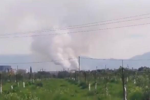Δυτική Αχαΐα - Δυσοσμία και αποπνικτική ατμόσφαιρα από τα πυρηνελαιουργεία!