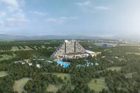 «City Of Dreams Mediterranean» - Τo πρώτο πολυθεματικό καζίνο-θέρετρο της Κύπρου!