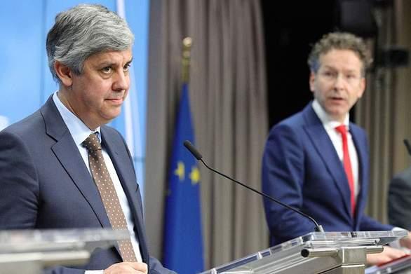 Ανέλαβε τα ηνία του Eurogroup ο Μάριο Σεντένο