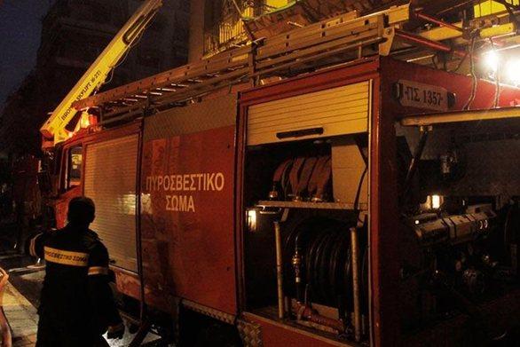 Τραγωδία στην Καλλιθέα - Ξέσπασε πυρκαγιά σε στέγη γερόντων