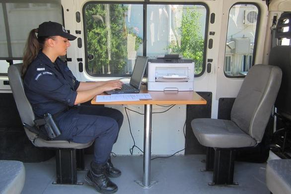 Το Εβδομαδιαίο Δρομολόγιο της Κινητής Αστυνομικής Μονάδας για την Αχαΐα