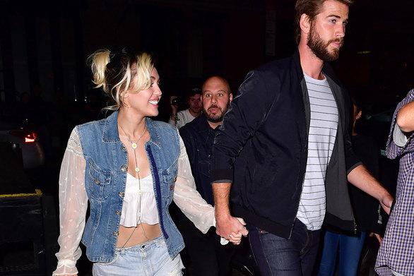Ο μυστικός γάμος των Cyrus - Hemsworth!