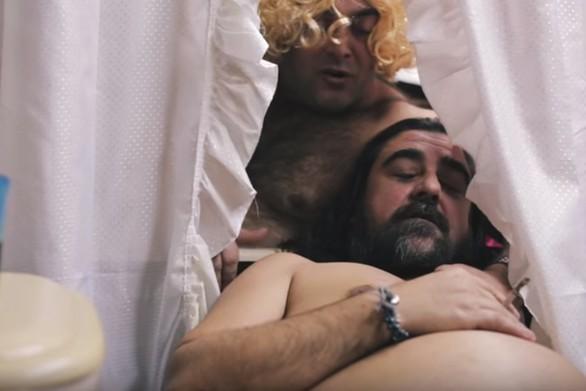 Όλα τα λεφτά το βίντεο του Bathroom Party στην Πάτρα!