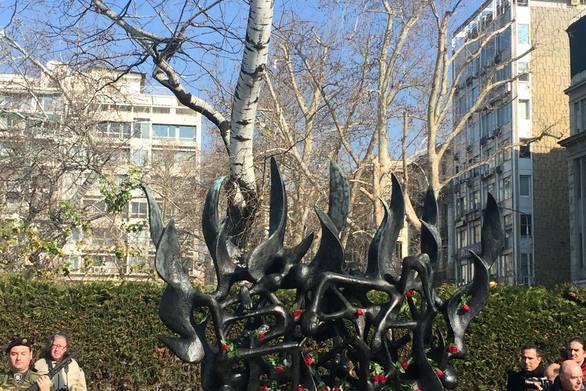 Ποτέ ξανά #HolocaustMemorialDay - Στη Θεσσαλονίκη ο Παύλος Χρηστίδης!
