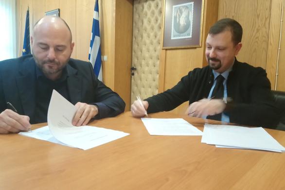 Συνεργασία ΓΓΤΤ -ΤΕΕ για ανάπτυξη πάρκων κεραιών