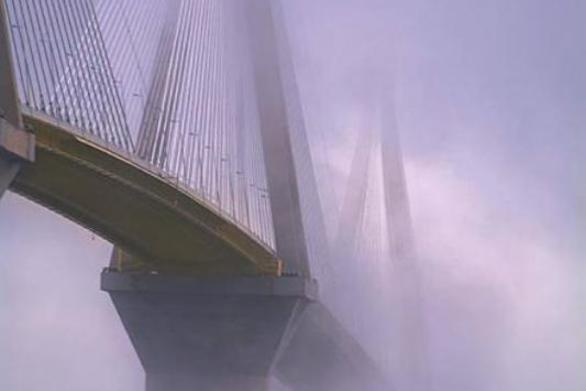 H φωτογραφία με την Γέφυρα του Ρίου - Αντιρρίου που βραβεύτηκε σε διεθνή διαγωνισμό της Πράγας!