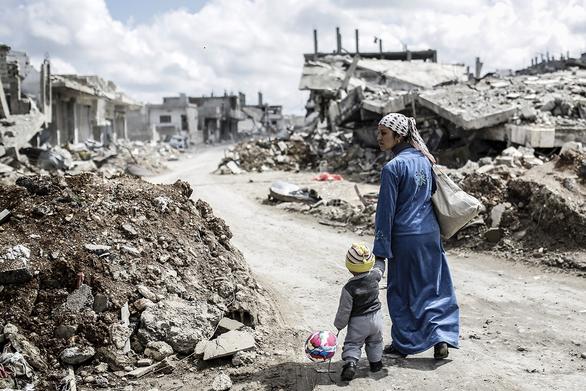 Συρία - Έρευνα για τη χρήση χημικών όπλων