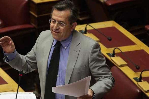 """Ν. Νικολόπουλος: """"Ποια είναι τα όρια της ελευθερίας του τύπου;"""""""