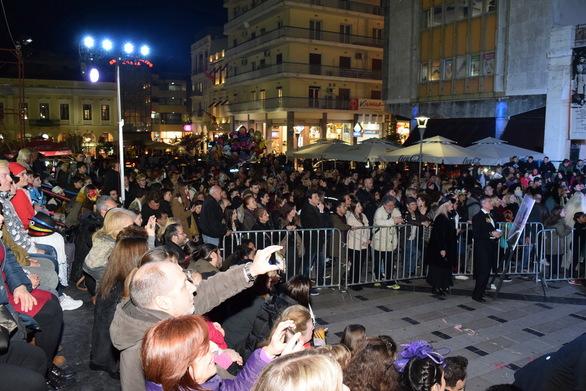 """Πάτρα: """"Τα καλύτερά μας"""" την Παρασκευή στην Πλατεία Γεωργίου"""