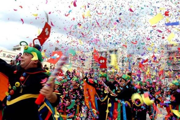 «Σάλιο» δεν κυκλοφορεί στην αγορά της Πάτρας μετά το καρναβάλι