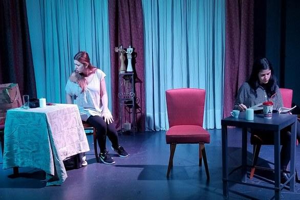 Η ΚοινοΤοπία ανεβάζει το θεατρικό έργο «Η πιο δυνατή» του Αυγούστου Στρίντμπεργκ!