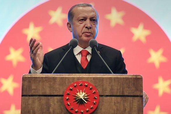 Ερντογάν: Ο τουρκικός στρατός είναι έτοιμος να μπει στο κέντρο του Αφρίν