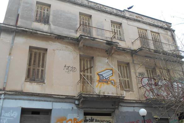 """Το κτίριο που έχει """"σημαδέψει"""" τις σκάλες της Πατρέως"""