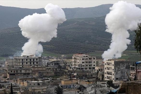 Συρία: Εκατοντάδες άμαχοι εγκαταλείπουν την Αφρίν