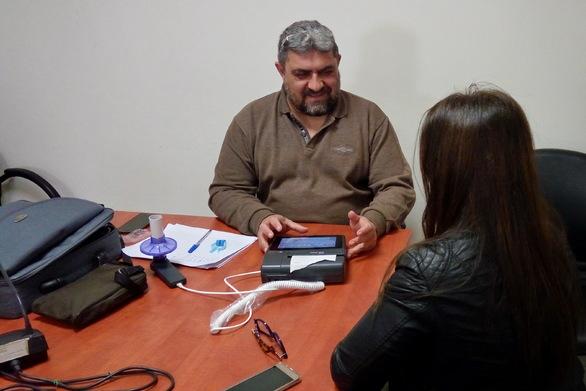 Ξεκίνησε ο σπιρομετρικός έλεγχος στους υπαλλήλους της Περιφέρειας Δυτικής Ελλάδας
