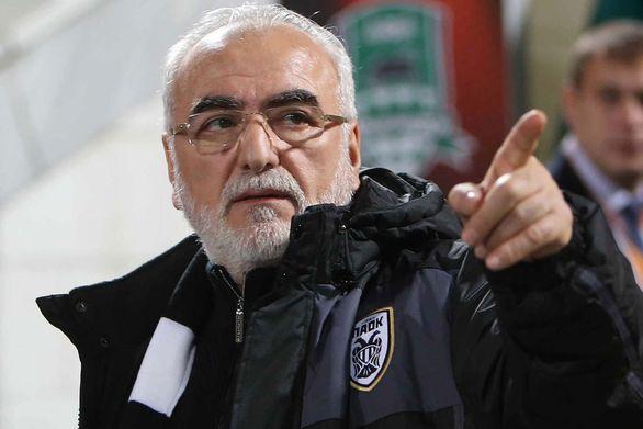 Ο Ιβάν Σαββίδης ζητάει συγγνώμη με ανακοίνωση του