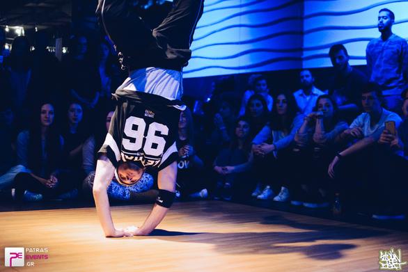 Δεκάδες χορευτές από Ελλάδα και εξωτερικό στην Πάτρα για το απόλυτο street dance show! (pics)