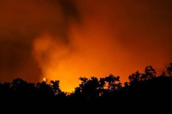 Αχαΐα: Φωτιά στο Μαζαράκι