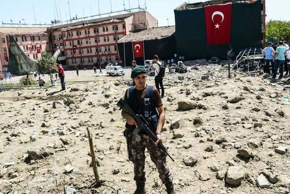 Η Αφρίν έπεσε - Οι τουρκικές δυνάμεις εισέβαλαν στην πόλη