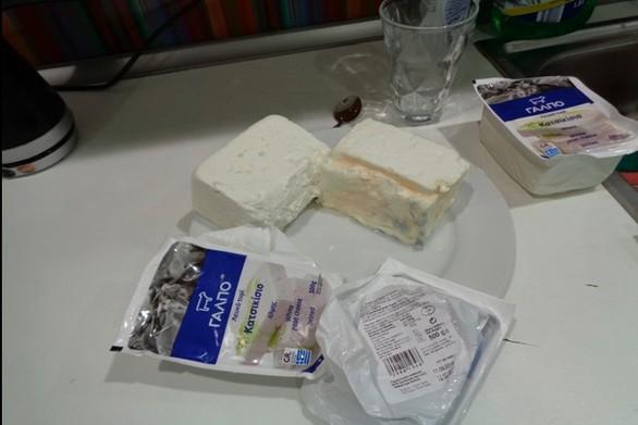ΕΦΕΤ - Ανάκληση συσκευασμένου κατσικίσιου τυριού και φέτας