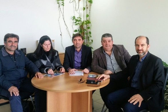 "K. Καρπέτας: ""Στόχος μας είναι η αύξηση της επισκεψιμότητας στην περιοχή"""