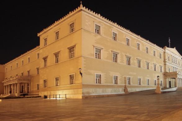 """Η Βουλή των Ελλήνων συμμετέχει στην """"Ώρα της Γης 2018"""""""