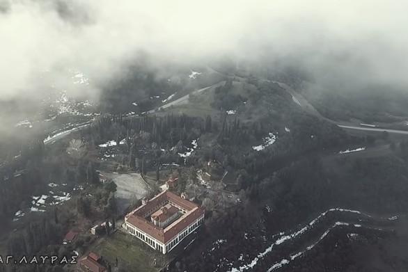 Ιερά Μονή Αγίας Λαύρας - Το σύμβολο του ελληνισμού χτισμένο στα ορεινά της Αχαΐας (video)