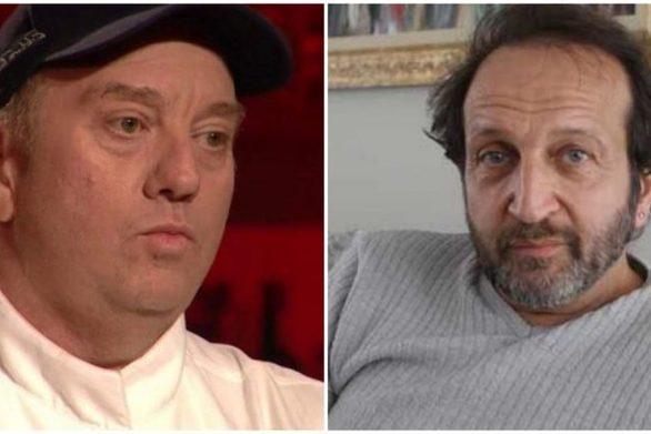 Hell's Kitchen: Έξαλλος ο Σπύρος Μπιμπίλας με τον Έκτορα Μποτρίνι (video)