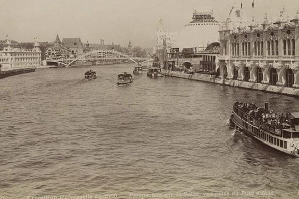 Το Παρίσι του 1900 και πώς είναι η πόλη σήμερα! (φωτο)