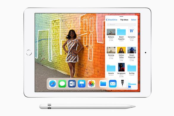 Νέο iPad από την Apple με υποστήριξη Apple Pencil (video)
