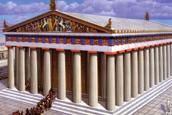 """Πως είναι και πως ήταν επτά αρχαία κατασκευαστικά """"θαύματα"""" (video)"""