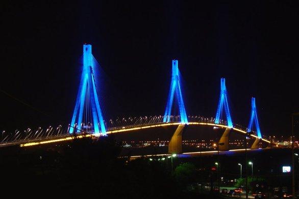 Φως φροντίδας και αλληλεγγύης στην Γέφυρα Ρίου - Αντιρρίου!