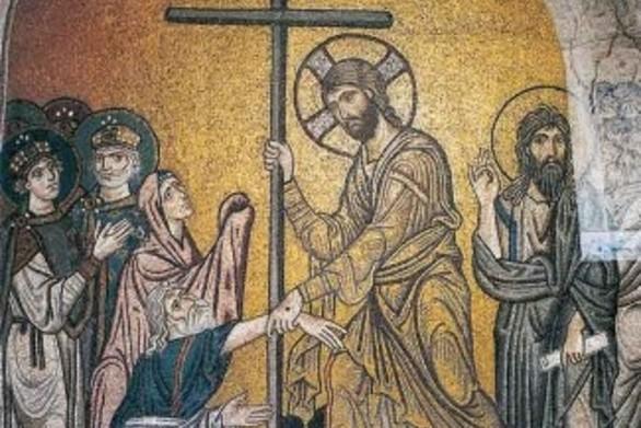 """Ηρακλής Φίλιος: """"Ο Χριστός είναι άπαιχτος. Αναστήθηκε!"""""""