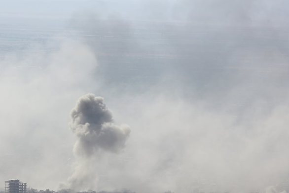 Συρία: Επίθεση με πυραύλους σε στρατιωτικό αεροδρόμιο