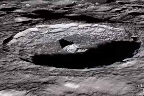 Ταξίδι στο φεγγάρι (video)