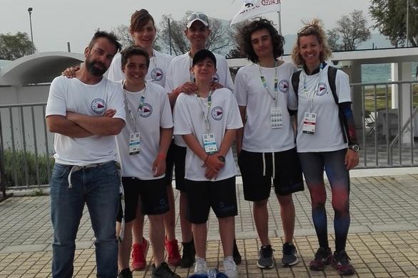Ο Ιστιοπλοϊκός Όμιλος Πατρών συμμετείχε στο Πανευρωπαϊκό Πρωτάθλημα Laser 4.7!