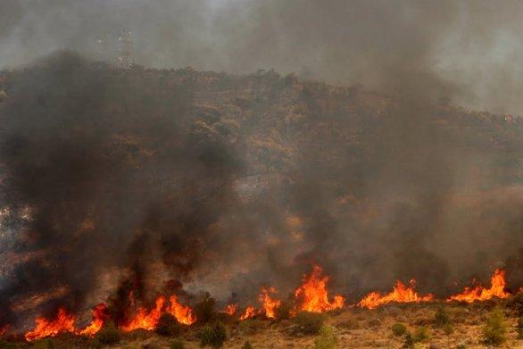 Από κατοίκους που έκαιγαν κλαδιά από ελιές ξεκίνησε η φωτιά στην Ηλεία