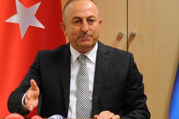 """Τσαβούσογλου: """"Τούρκοι κομάντος κατέβασαν την Ελληνική σημαία"""""""