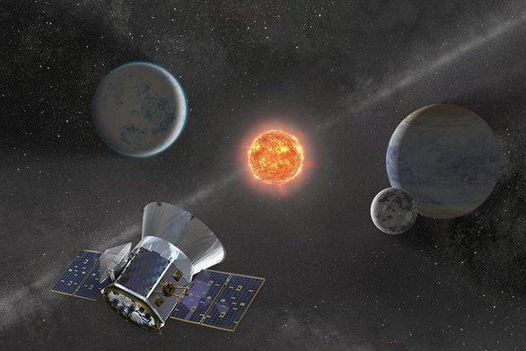 Αναβλήθηκε η εκτόξευση του διαστημικού τηλεσκοπίου TESS