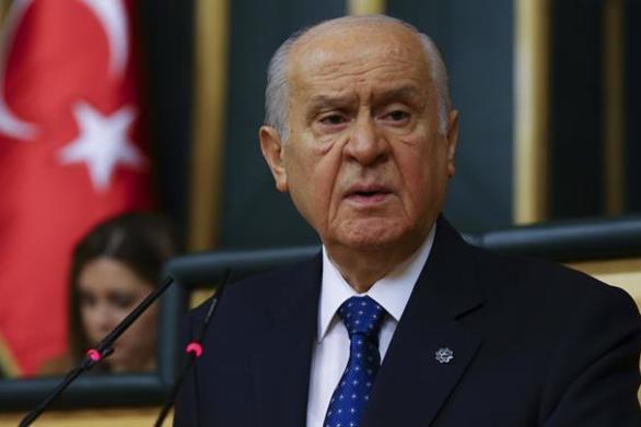 Πρόωρες εκλογές ζήτησε ο Μπαχτσελί στην Τουρκία