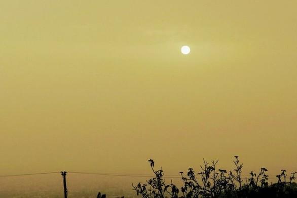 Πάτρα, η «βασίλισσα» της σκόνης - Μια πόλη πνιγμένη στη… Σαχάρα (pics)