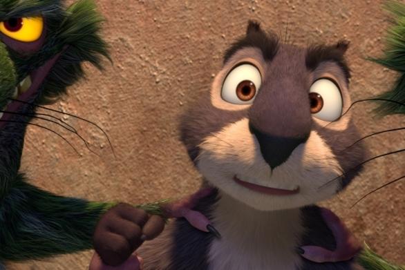 """""""Ένας Σκίουρος Σούπερ-Ήρωας 2"""" - Τα πιο σκληρά καρύδια της Όουκταουν επιστρέφουν"""