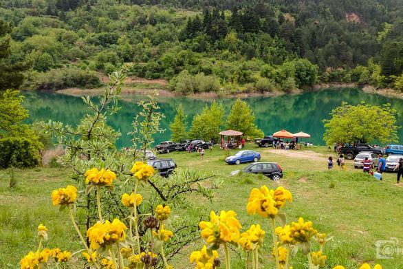 Πρωτομαγιά στη λίμνη Τσιβλού! (φωτο)